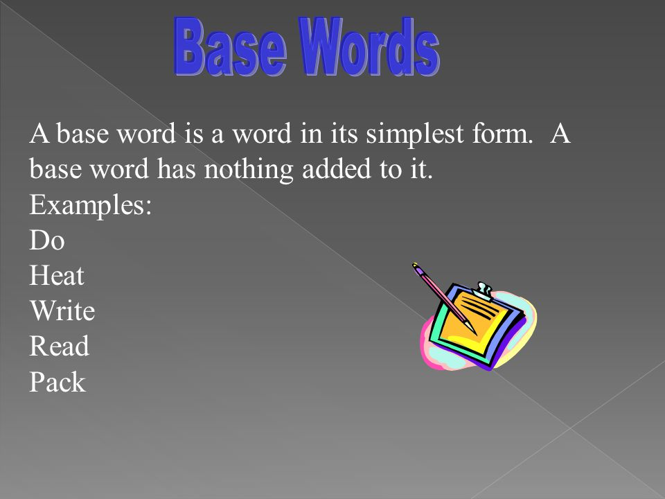how can knowing word parts help you determine the meaning of