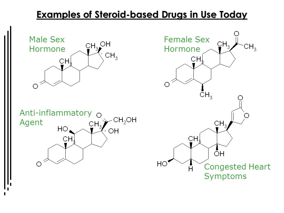 Steroids Overall Organization Of The Lecture Series Ppt Video