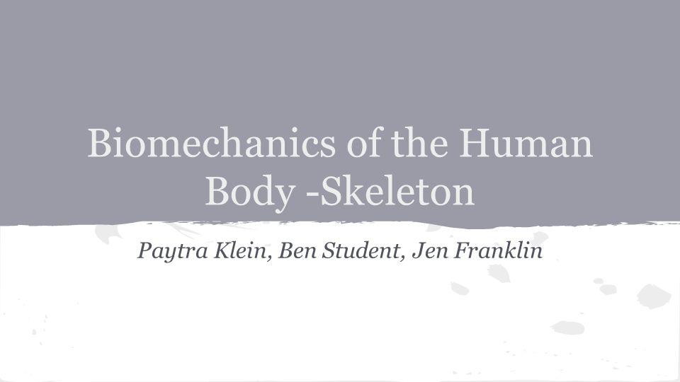 Skeletal Structure Skeletal Parts Ppt Video Online Download