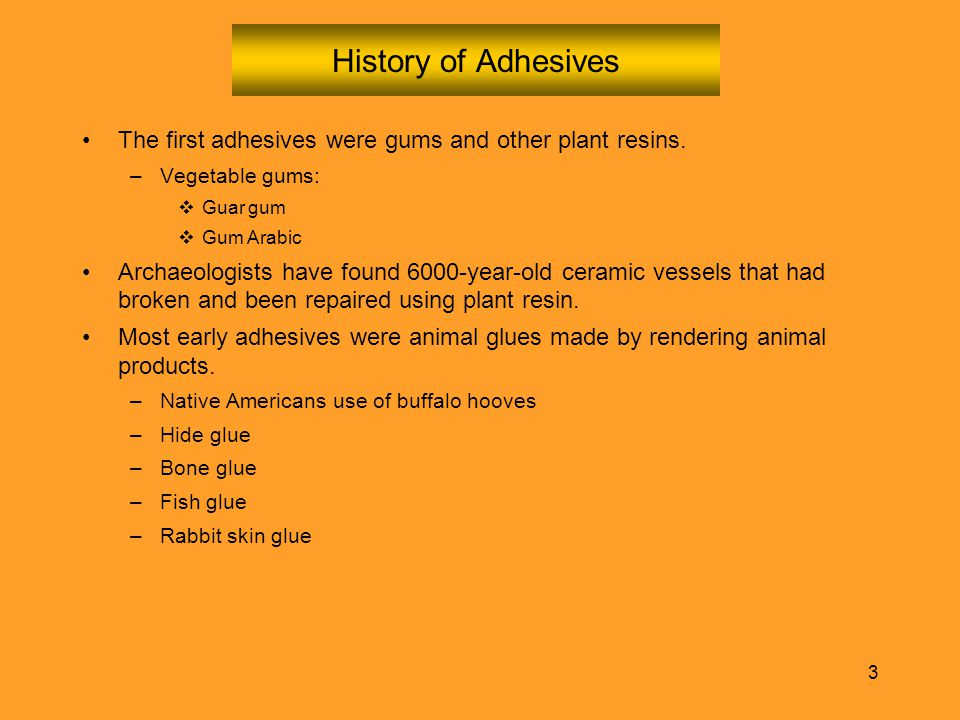 Adhesives And Glues Ppt Video Online Download