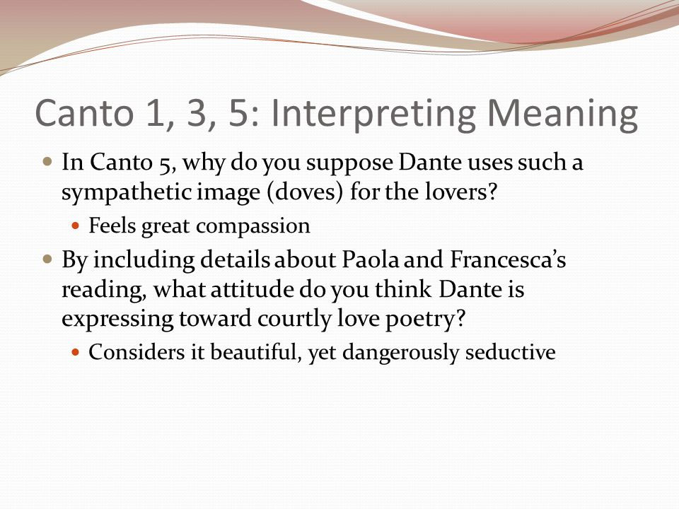 what is dante