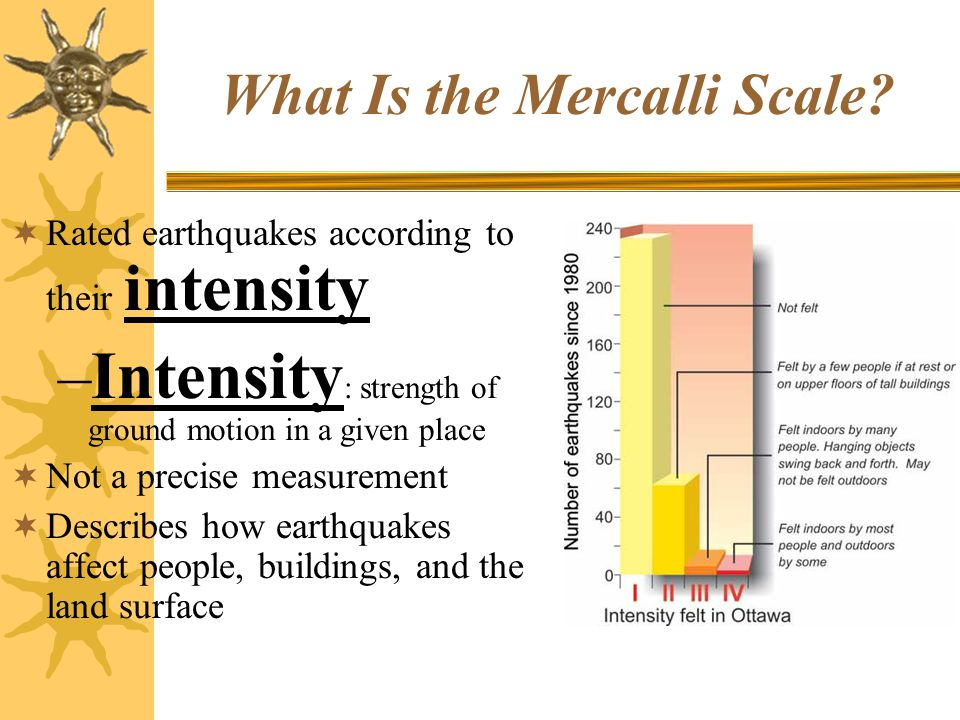 What Is the Mercalli Scale