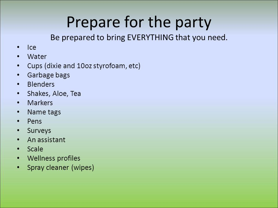 Herbalife Shake Party Flyer Unique Birthday Party Ideas And Themes
