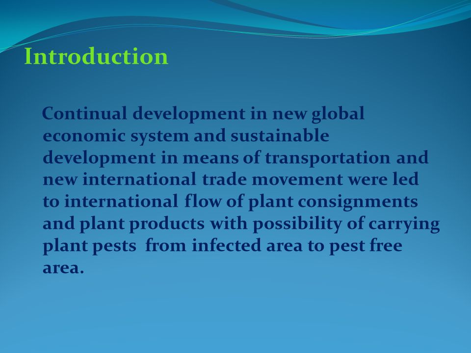 Plant quarantine in india and abroad.