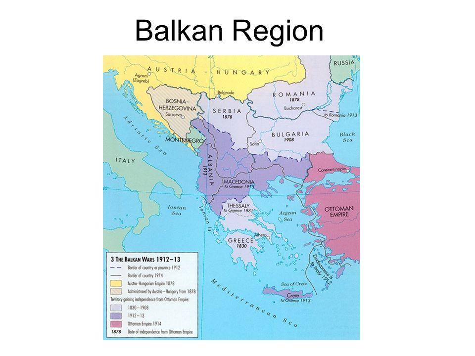 3 Balkan Region