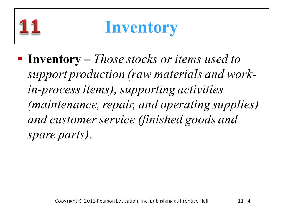 managing inventory throughout the supply chain ppt download
