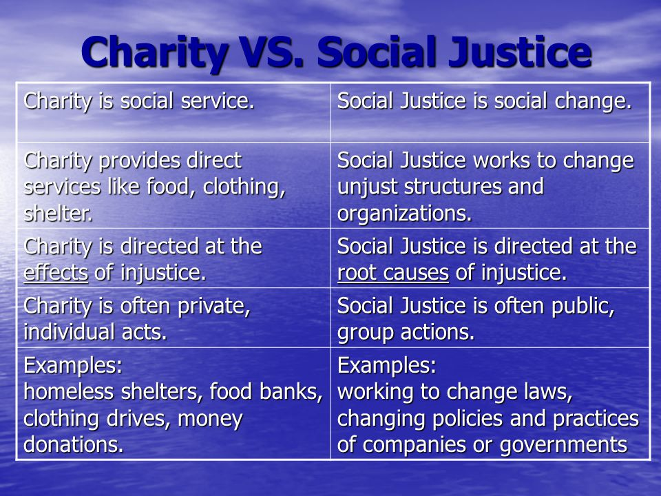 social injustice examples in education