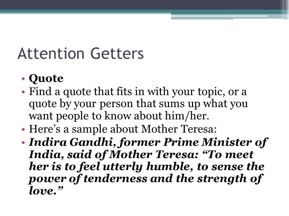 mother teresa paragraph in english
