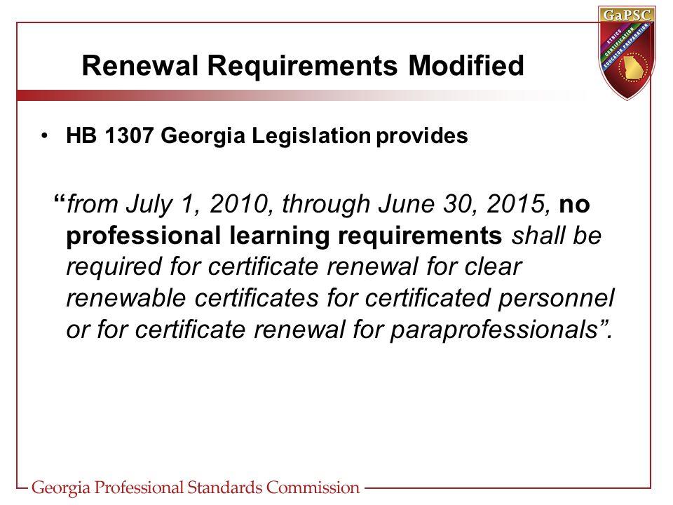 Modern Georgia Paraprofessional Zertifikat Photos - Online Birth ...