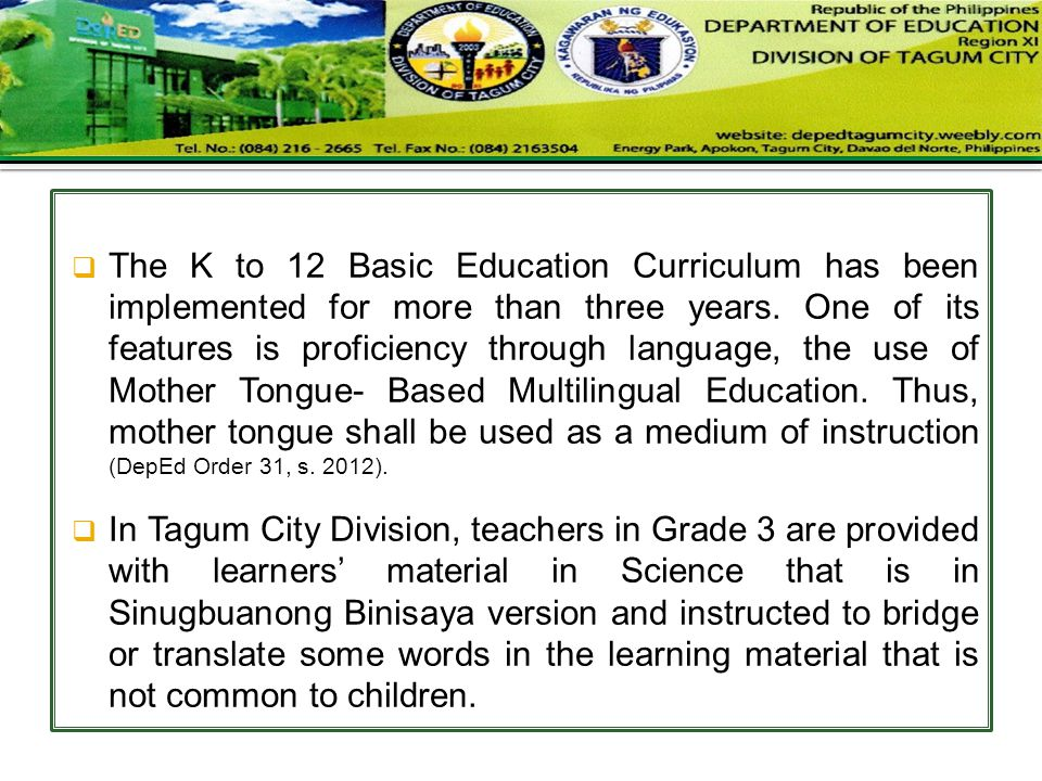 Rizal Elementary School Ppt Video Online Download