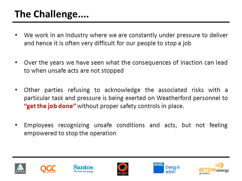 Coal Seam Gas Industry Safety Forum Petro Skills - Traccess