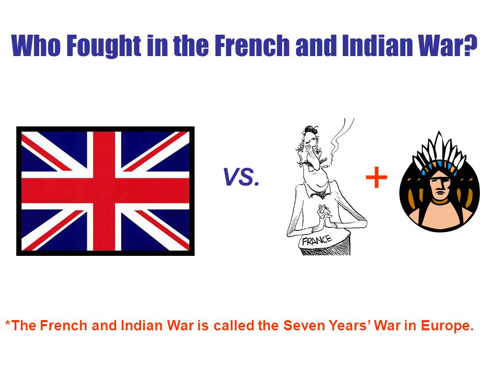The French and Indian War - ppt video online download