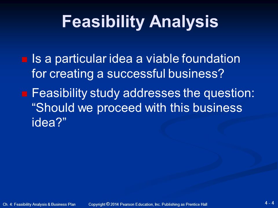 feasibility study of boutique The feasibility analysis whether you plan to expand an existing business, acquire an exist-ing business or start your own new  study how you can avoid them and • finally, make an informed choice about whether or not your idea is still attractive and practical characteristics of.
