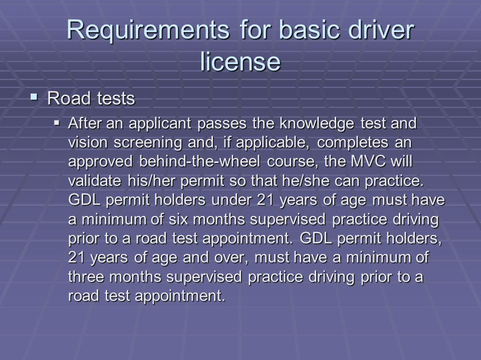new jersey drivers license road test appointment