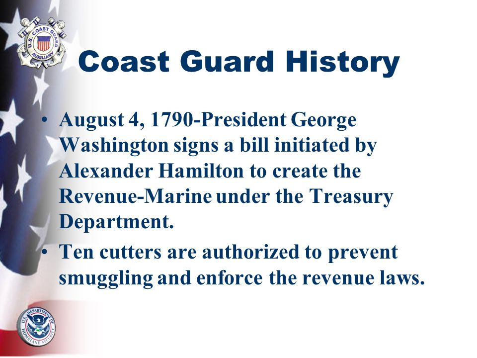 United States Coast Guard Auxiliary Ppt Download