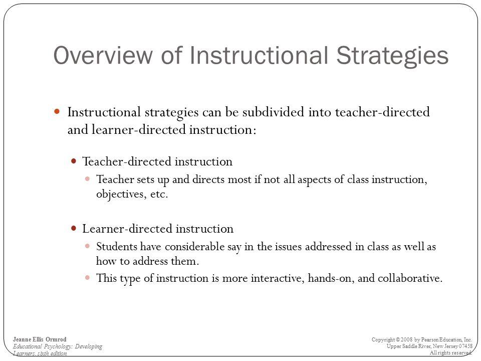 Instructional Strategies Ppt Video Online Download