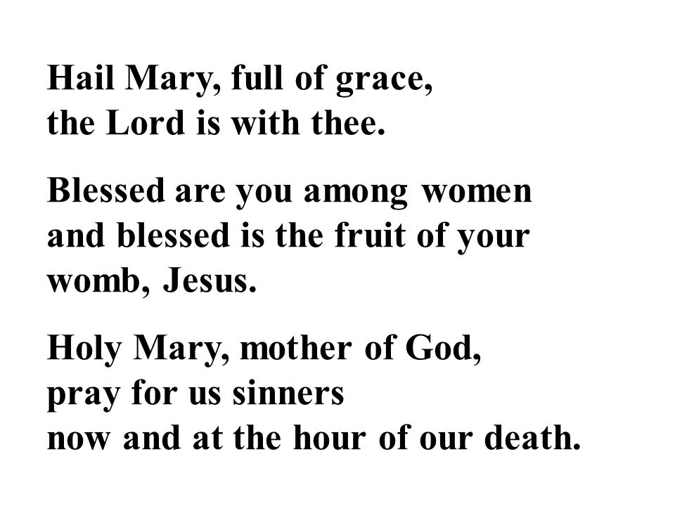 Liturgy of the Luminous Mysteries   - ppt video online download