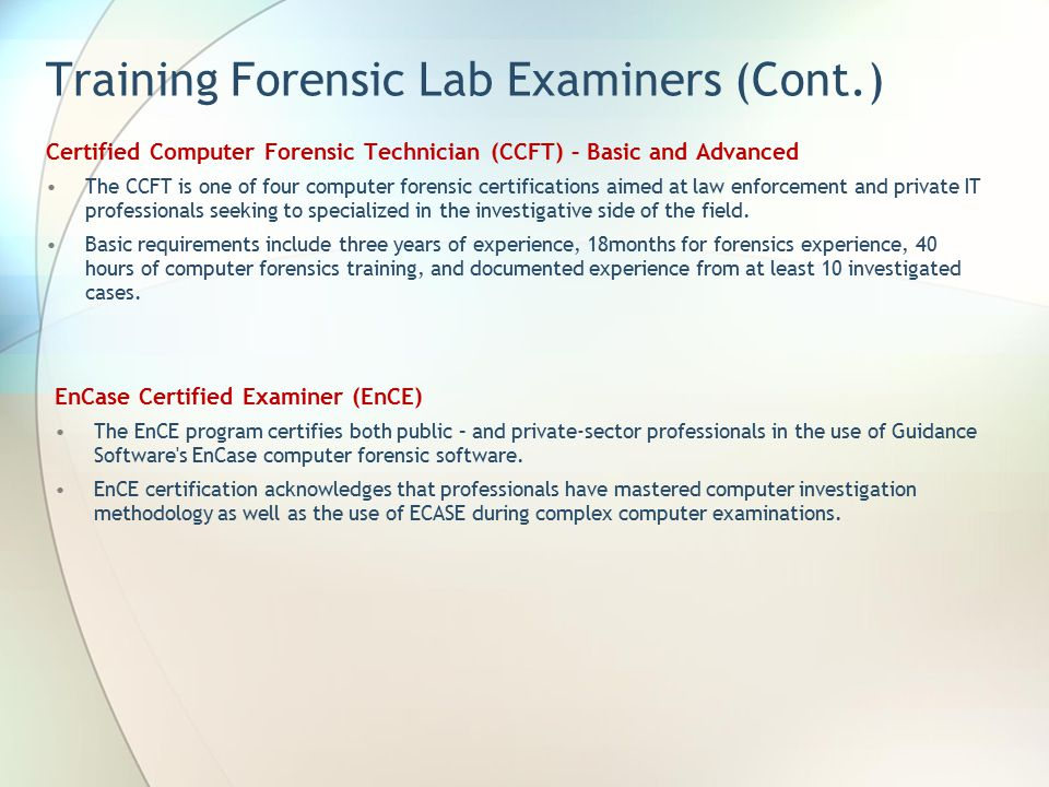 computer forensic evidence collection and management - ppt download