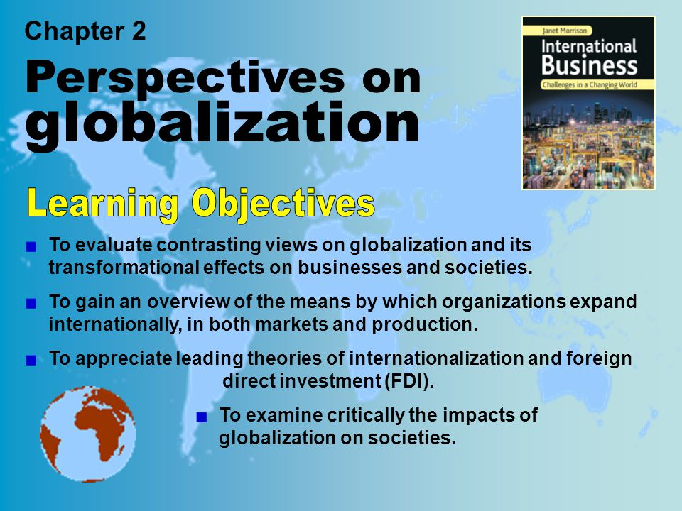 perspectives on globalization chapter 3 pdf