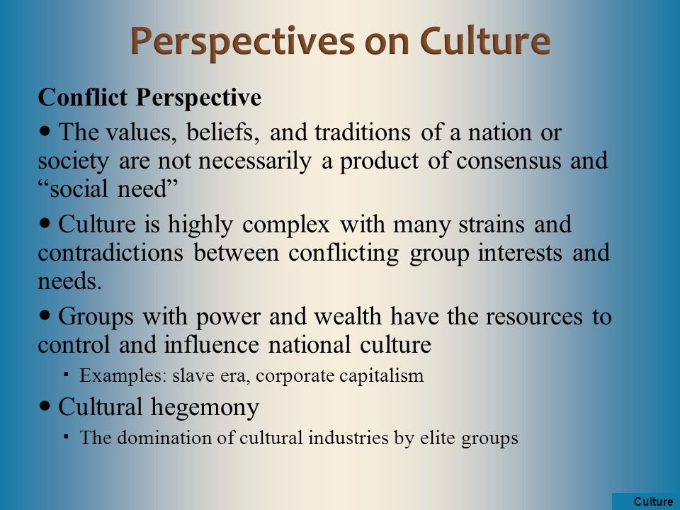 examples of cultural hegemony in society  hegemony theory