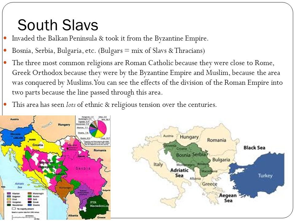 The Slavic Peoples A brief history  - ppt video online download
