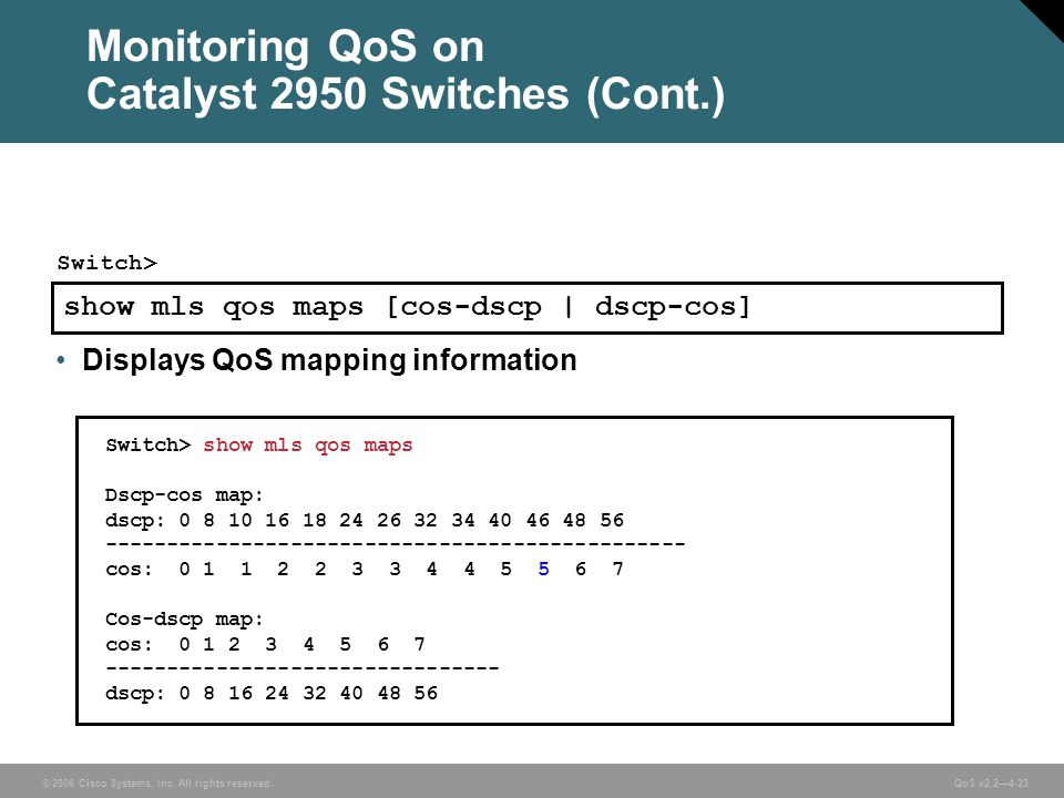 Configuring LAN Classification and Marking - ppt download
