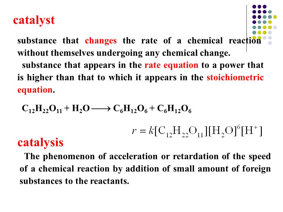105 Catalytic Reaction Ppt Video Online Download