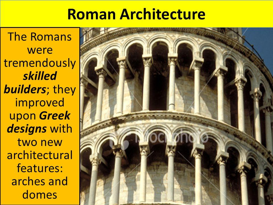Roman Achievements Ppt Video Online