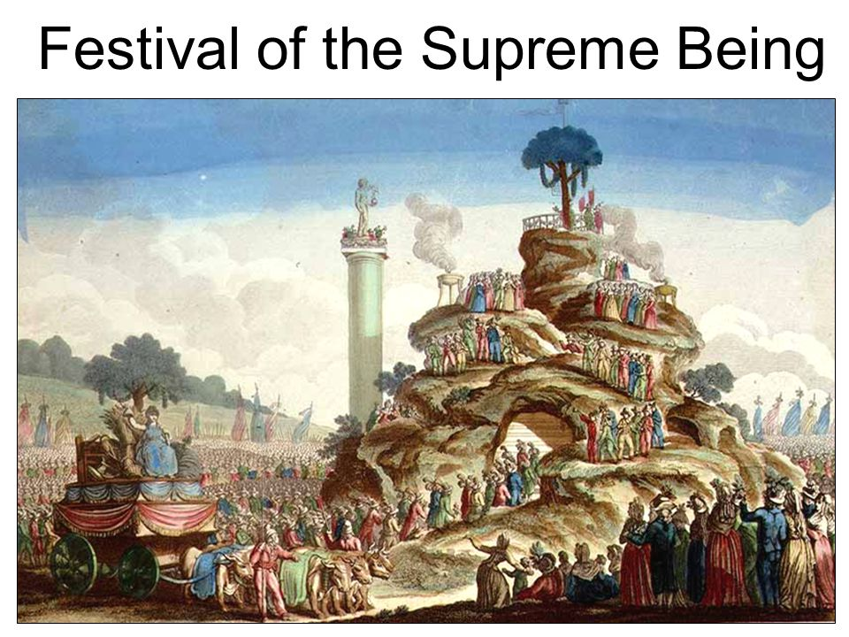 Festival of the Supreme Being