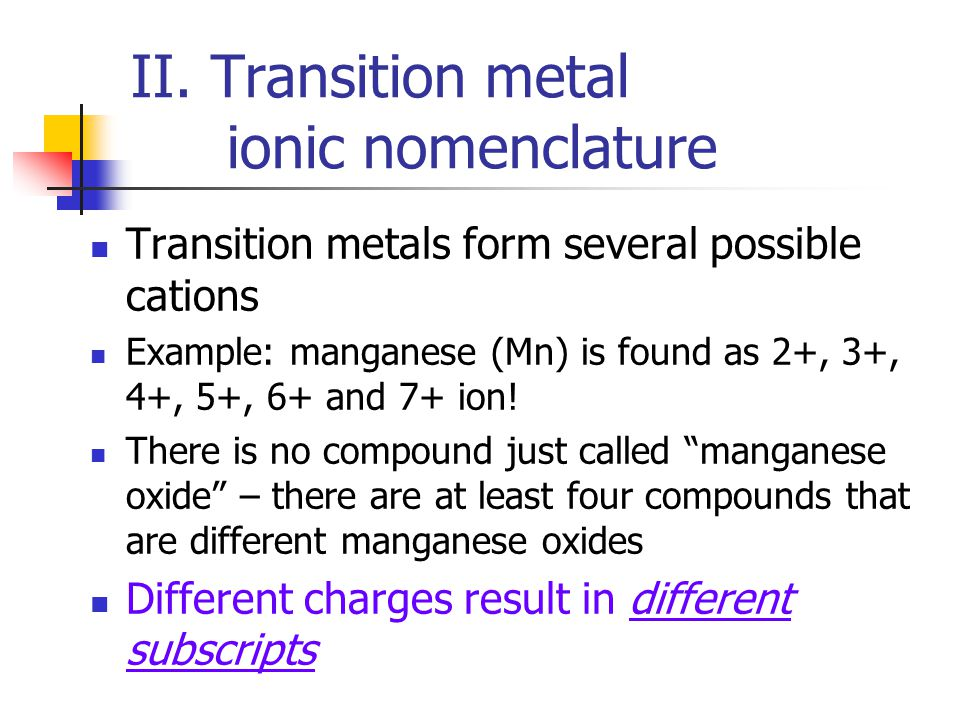 metallic ions A metal ion is an atom that is missing one or more of its orbital electrons giving it a positive ionic charge because these ions are attracted to the cathode in an electrophoresis cell they are referred to as cat hode ions , or cations.