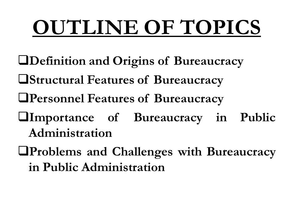 public personnel administration definition