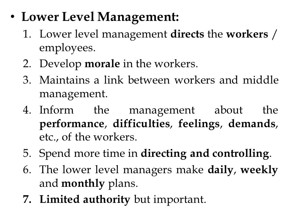 Managerial Behaviour And Effectiveness Ppt Download