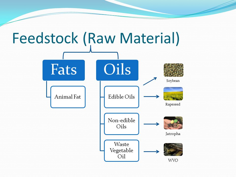 Feedstock (Raw Material)