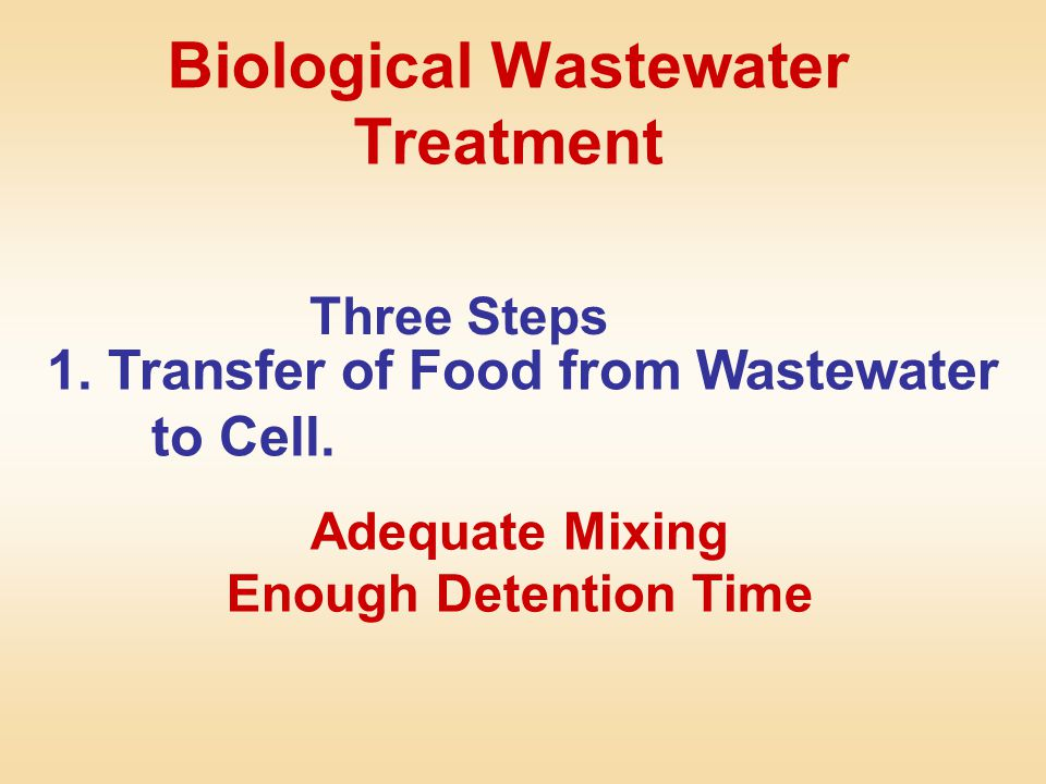 ACTIVATED SLUDGE PROCESS - ppt download