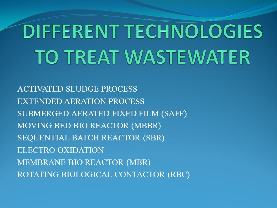 MBBR BIOREACTOR INTRODUCTION OPERATION AND MAINTENANCE - ppt video