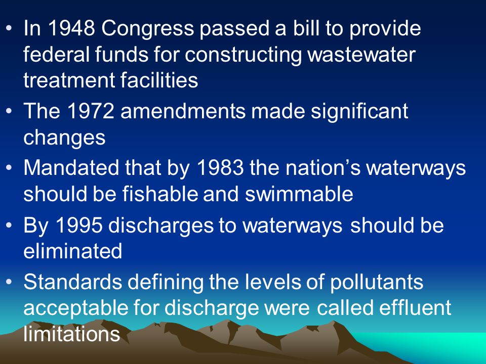 Wastewater Treatment. - ppt video online download