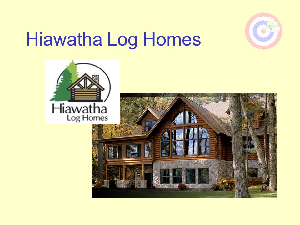 Hiawatha Log Homes