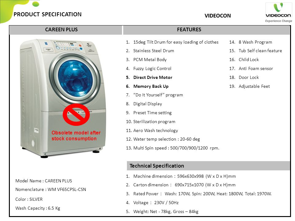 Technical Specification - ppt download