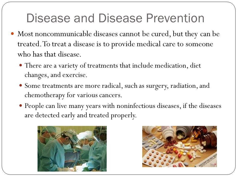 Noncommunicable Diseases - ppt download