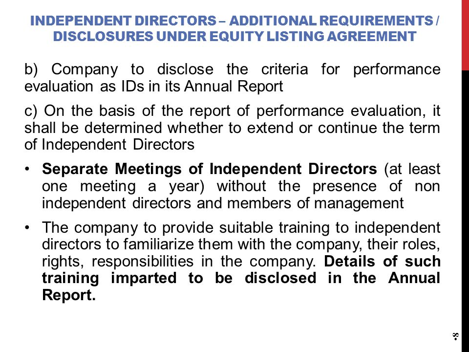 Presentation On Appointment And Qualification Of Directors Ppt