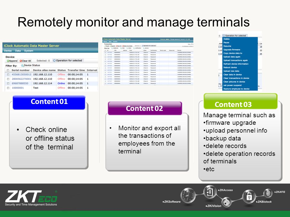 ADMS Automatic Data Master Server - ppt video online download