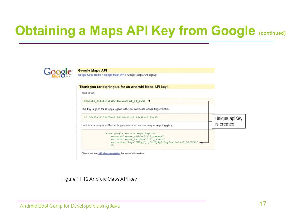 Chapter 11: Discover! Incorporating Google Maps - ppt download