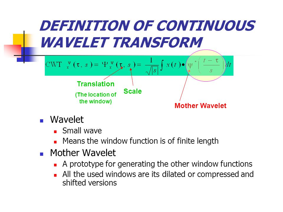 WAVELET TRANSFORM ROBI POLIKAR DOWNLOAD