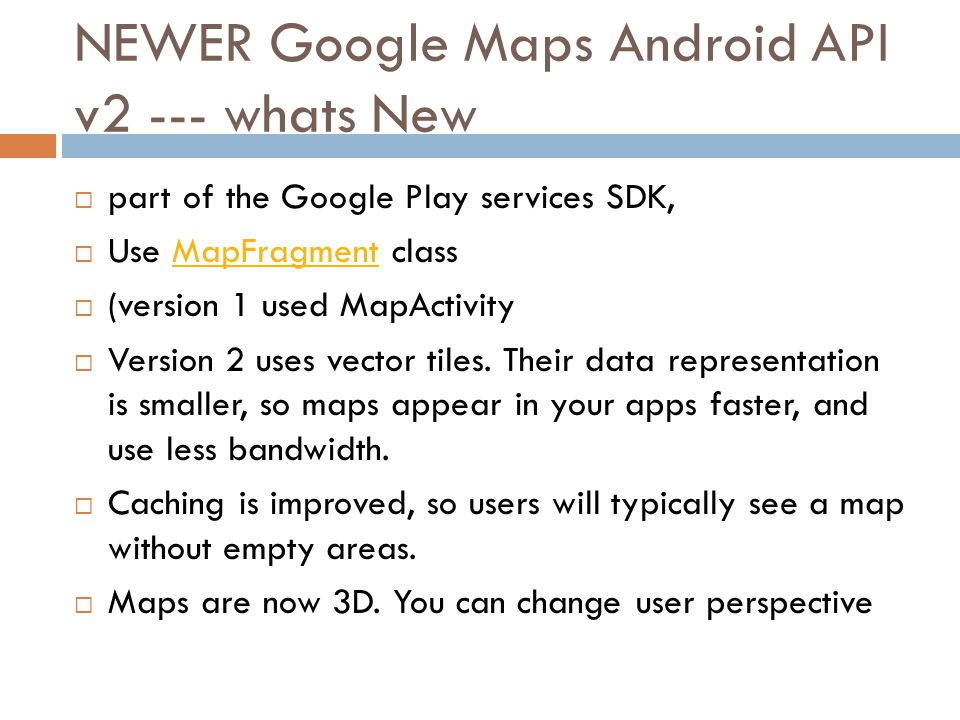 Android – Location Services - ppt download