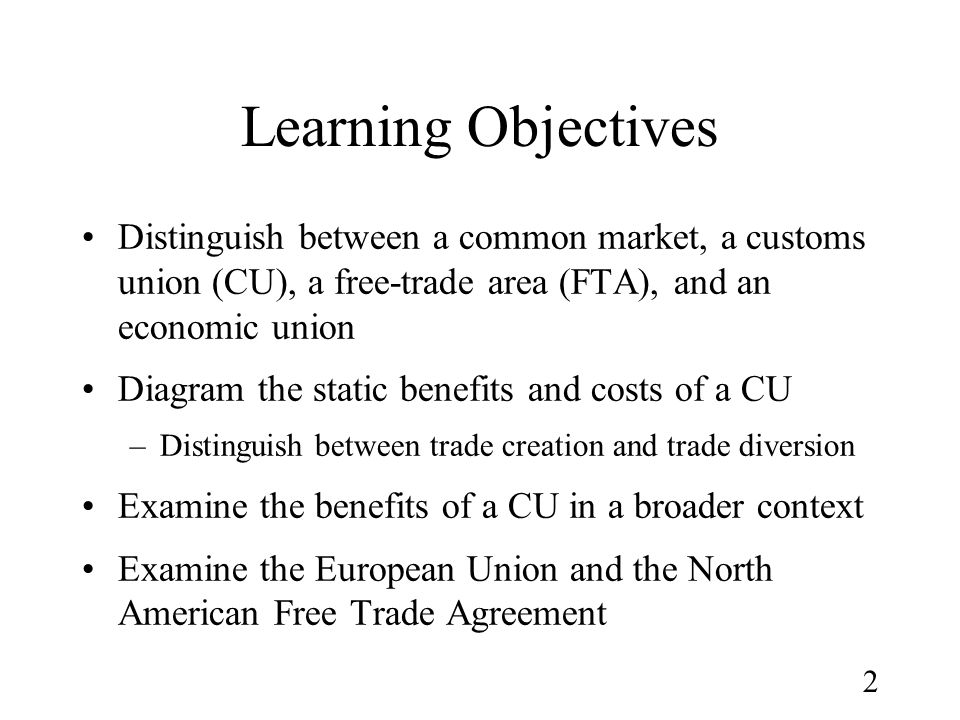 Chapter 9 Regional Trading Agreements Ppt Download
