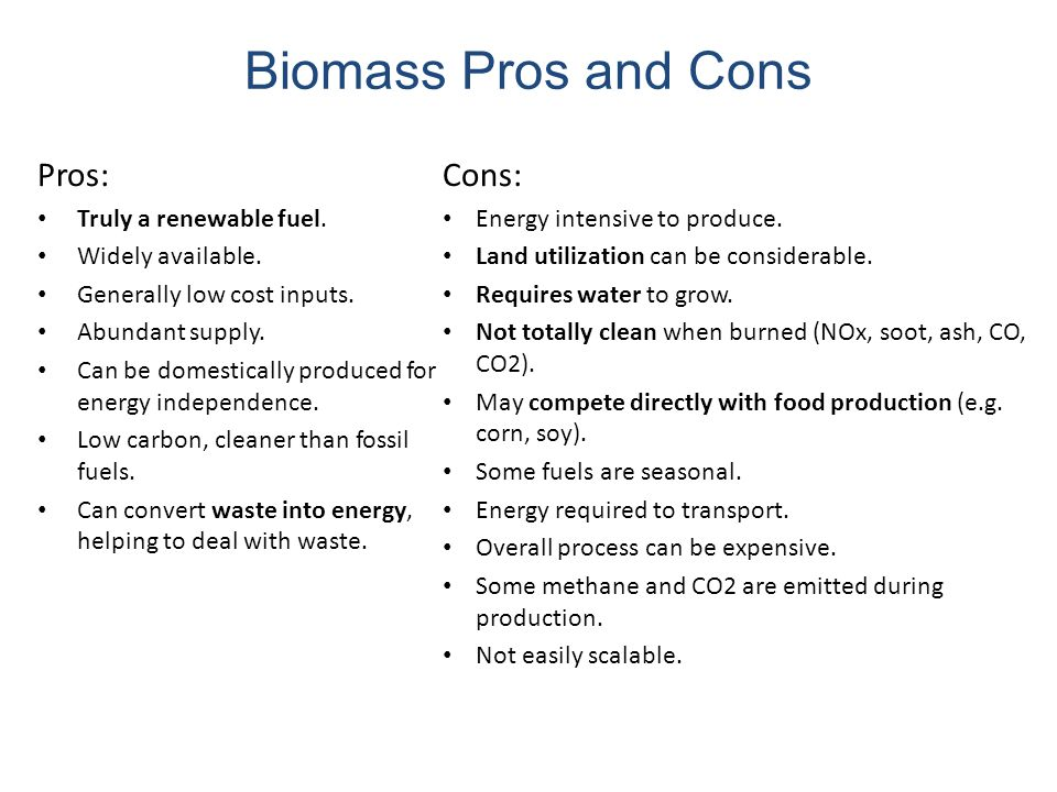 Pros And Cons Of Fossil Fuels >> Energy And The Environment Renewable Resources And