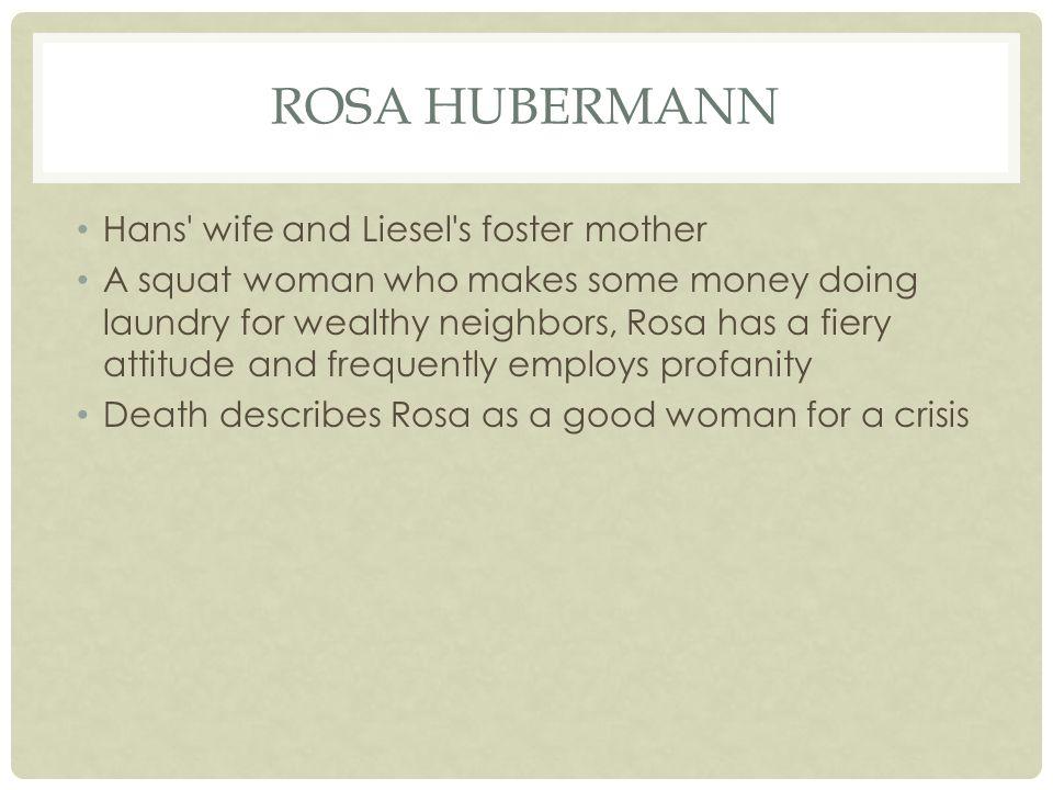 rosa hubermann