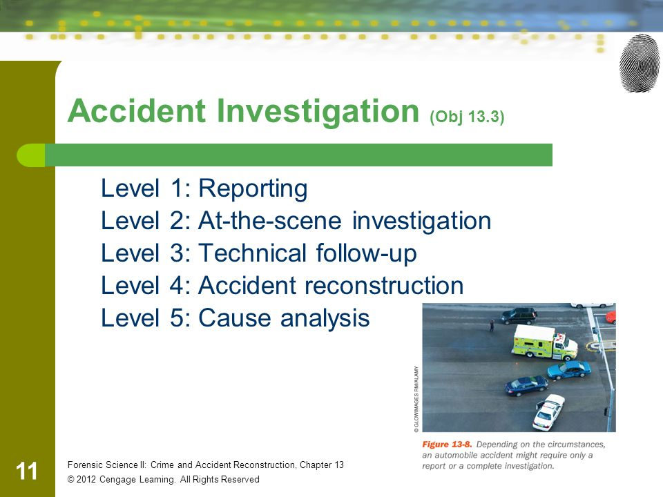 Chapter 13 Crime and Accident Reconstruction - ppt video online download