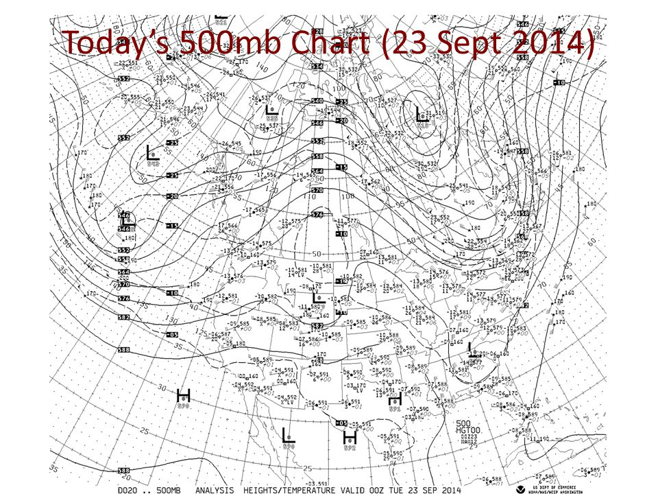 26 Today S 500mb Chart 23 Sept 2017
