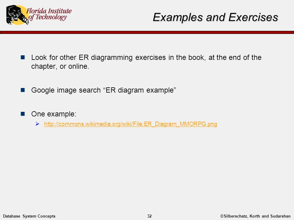 Entity relationship modelling ppt video online download examples and exercises ccuart Gallery